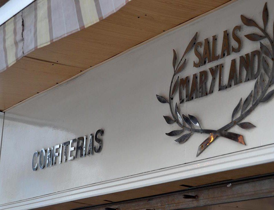 Confiterías Maryland