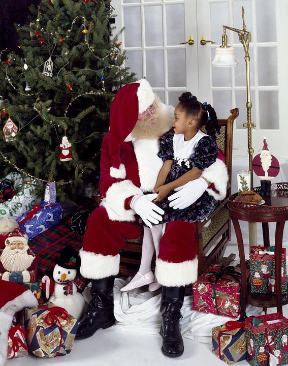 Does Santa really exist?