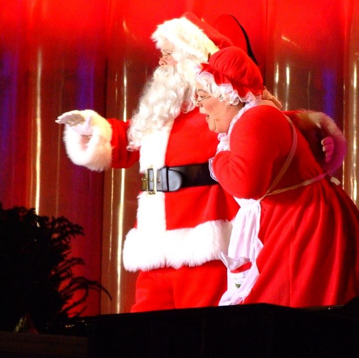 How old is Mrs. Claus?