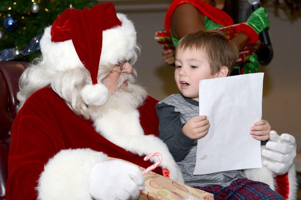 Santa Claus 2019