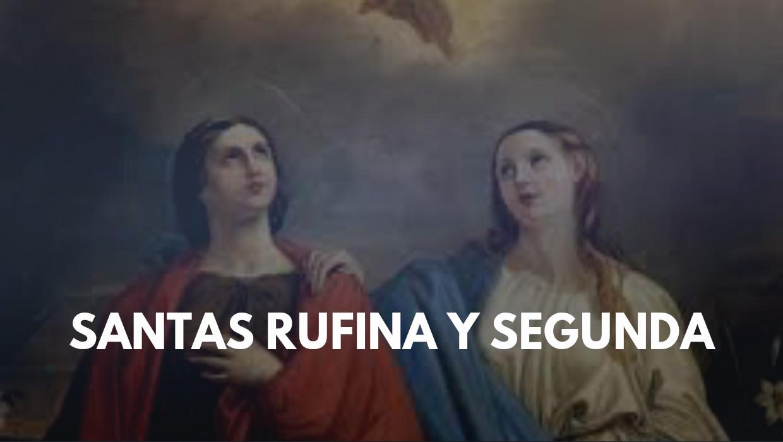 Resultado de imagen para Santas Rufina y Segunda