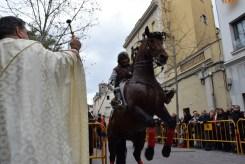 Els cavalls van fer les delícies dels assistents // Maria Rubio