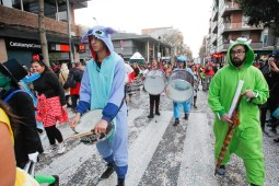Carnavales- 2016