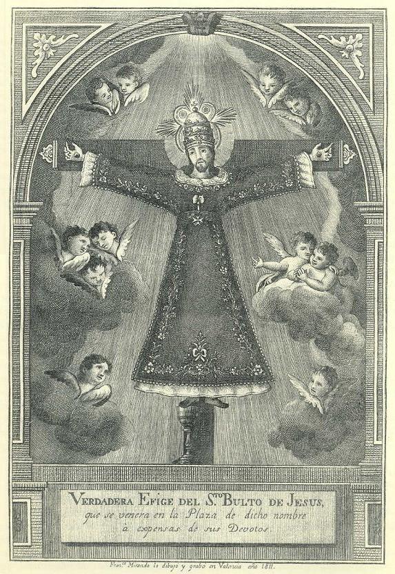 grabado Sant Bult