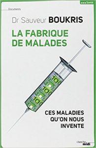 Sauveur Boukris fabrique malade