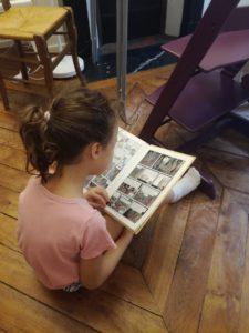 Partage expériences sante enfants environnement