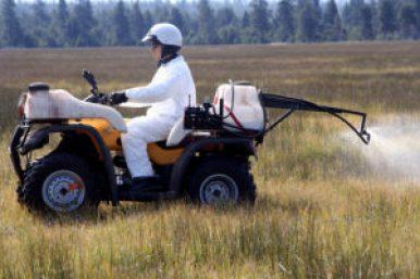 Pesticides enfants sante environnement