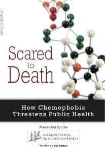 Chimiophobie substances chimiques peur