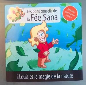 Fée Sana magie nature2