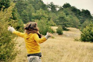 Nature calme enfants2
