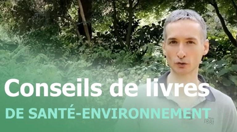 Livres de santé environnementale - vignette