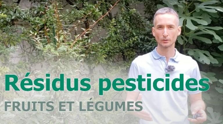 Résidus pesticides Rachel Caron - vignette vidéo