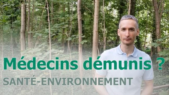 santé environnement William Dab - vignette