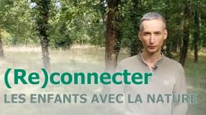 connecter enfants nature - vignette