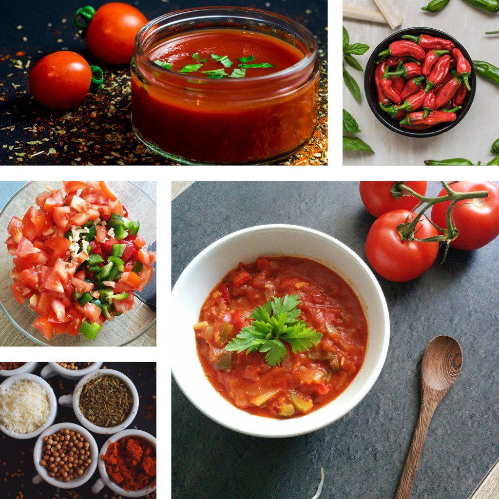 sauce salsa mexicana work in progress