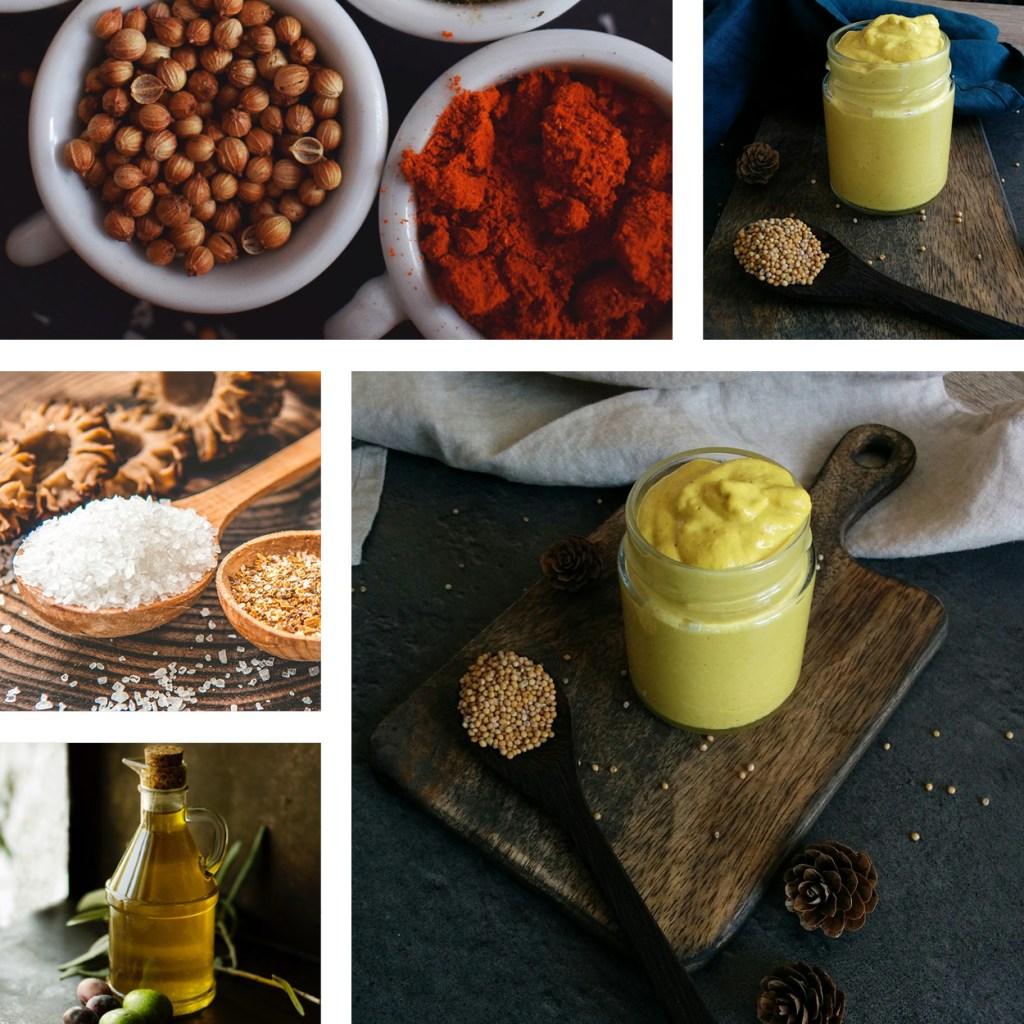 Moutarde maison _ santé et gourmandise
