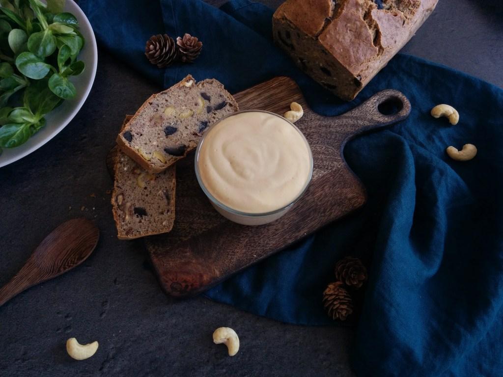 crème façon cancoillotte à l'ail _ santé et gourmandise