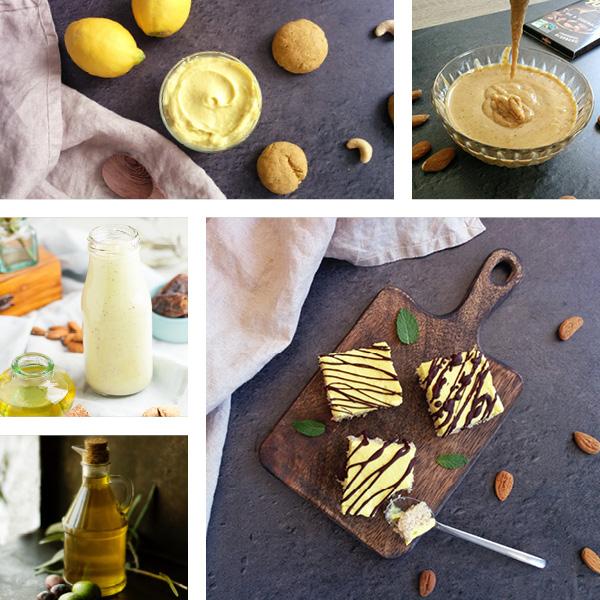 carrés citron coco IG bas au lemoncurd _ santé et gourmandise