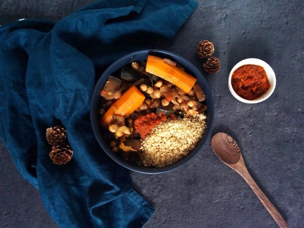Mijoté de légumes aux saveurs orientales _ santé et gourmandise
