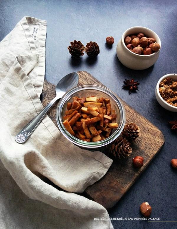 Tofu fumé façon lardons _ Ebook 30 recettes de Noël à IG bas