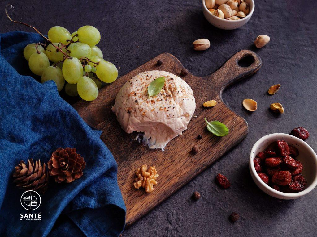Crottin de soja fermenté au miso _ santé et gourmandise