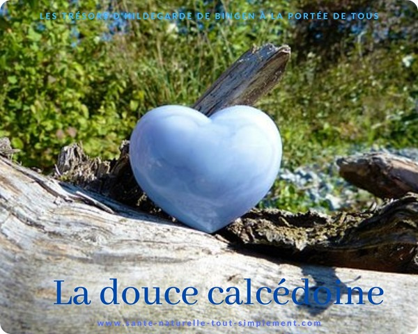 La douce calcédoine : pierre précieuse anti-stress et sérénité !