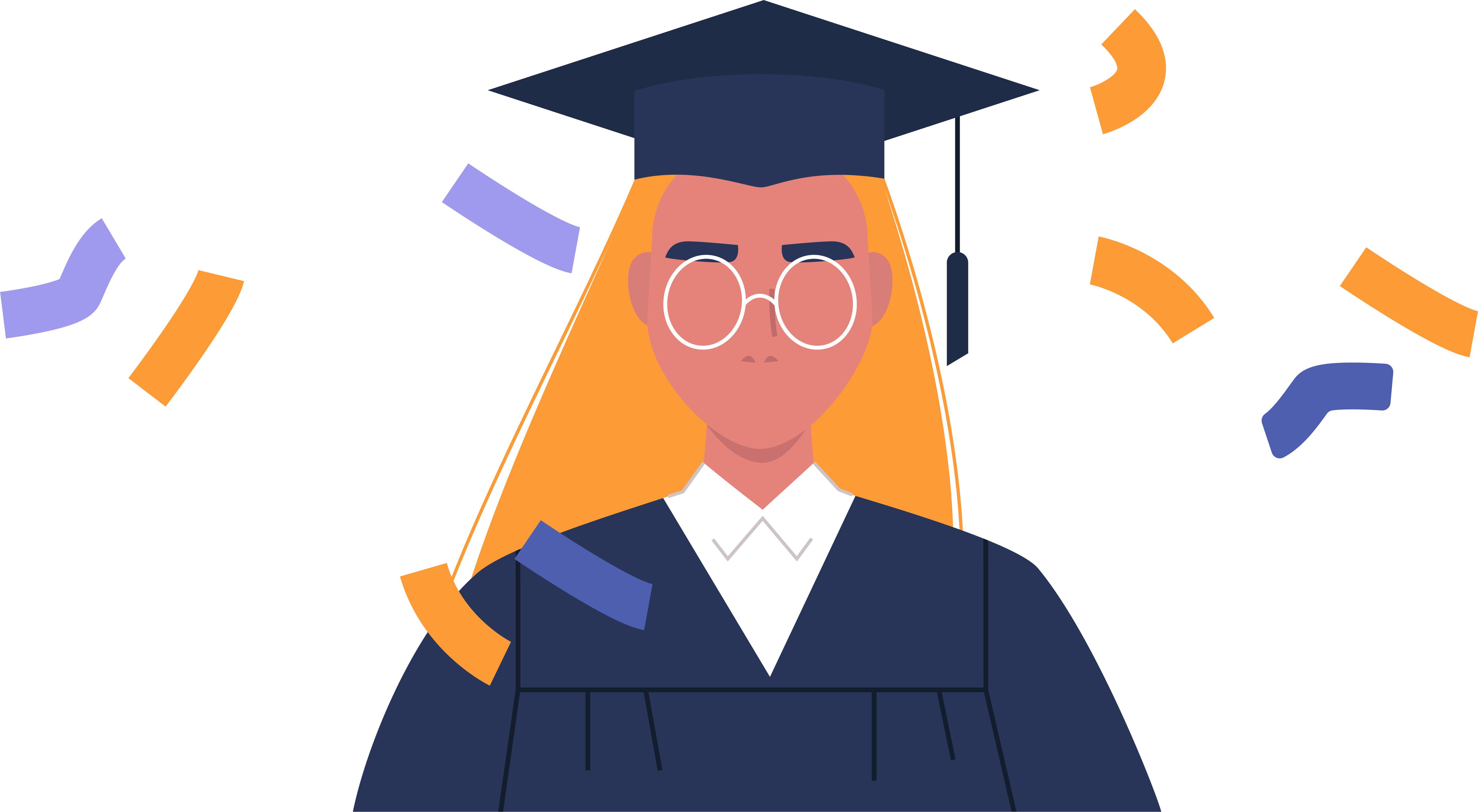 étudiante orthophoniste diplômée