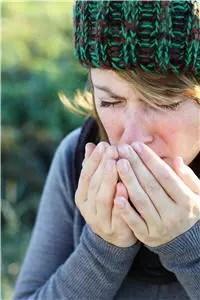 si la toux persiste plusieurs semaines, consultez votre médecin.