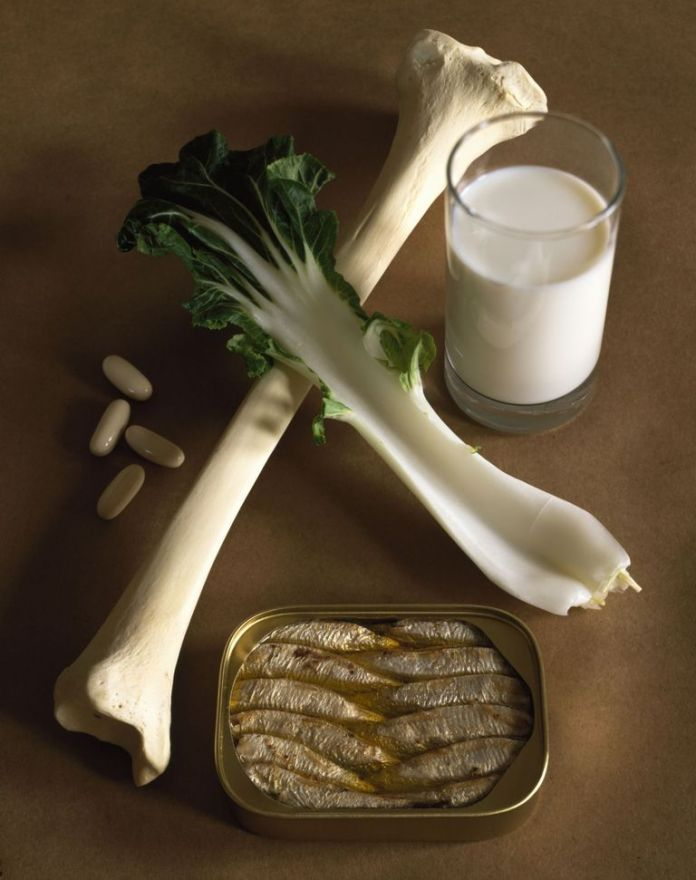 Suppléments de calcium