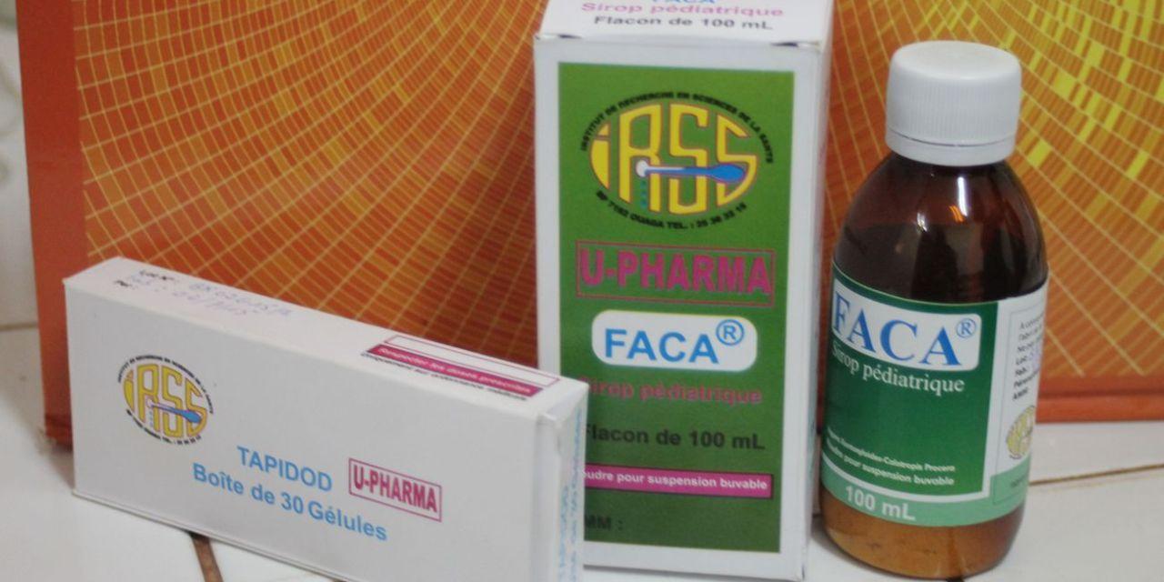 Le FACA, un médicament de bonne qualité qui fait la fierté du Burkina Faso