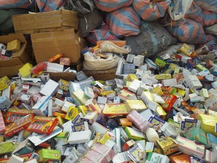 Bénin: des grossistes jugés dans une affaire de faux médicaments