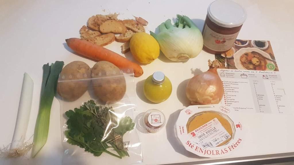 Soupe de Légumes FredBox