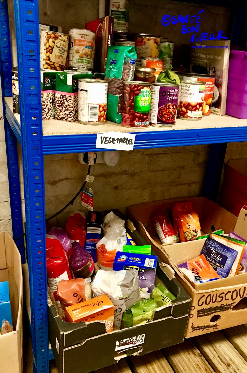 Food Politics: UK Foodbanks