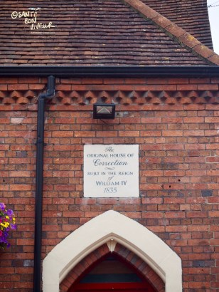 Although you want it to be true, this account suggests that the sign for the 'original' house of correction is a modern fake http://www.mybrightonandhove.org.uk/page_id__9911.aspx