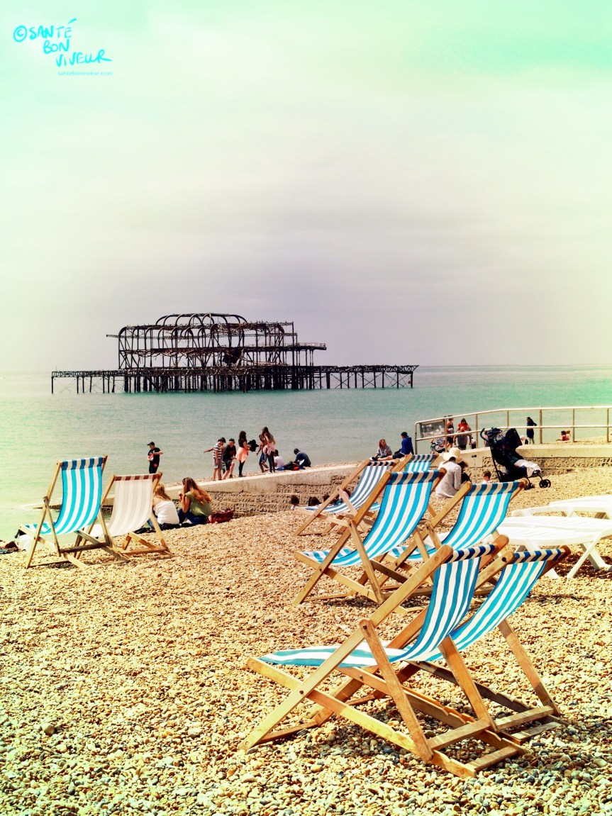 Brighton Seafront & West Pier