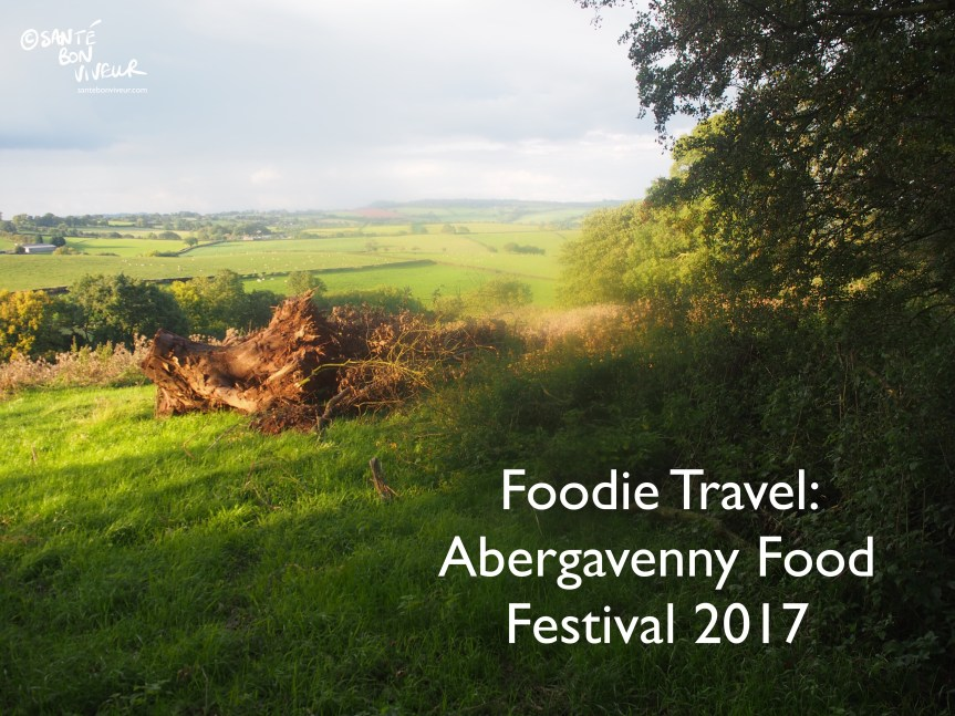 Foodie Travel: Abergavenny Food Festival 2017