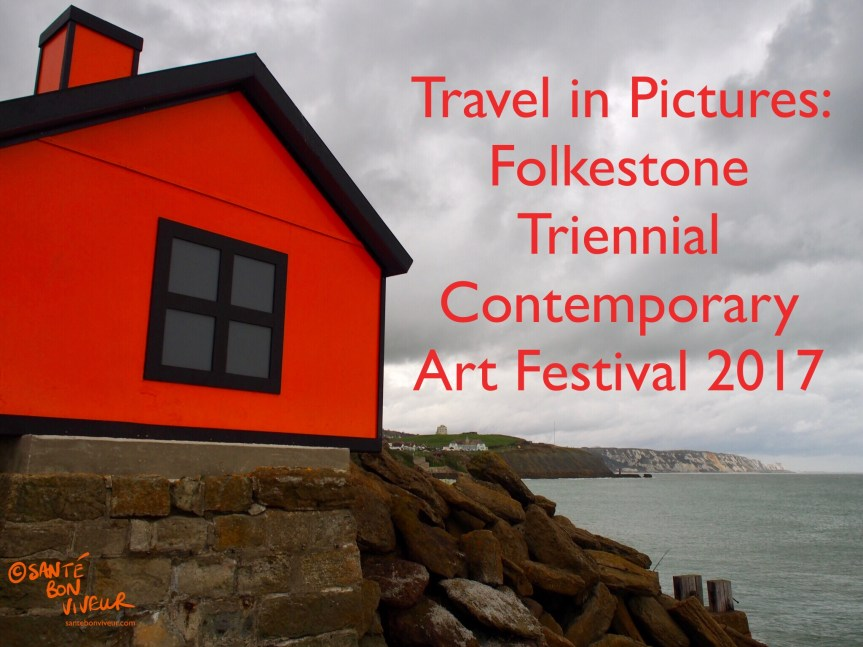 Travel In Pictures: Folkestone Triennial Contemporary Art Festival 2017