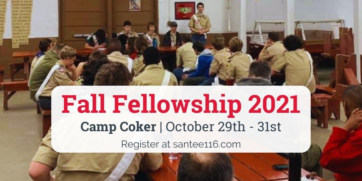 Fall Fellowship 2021