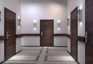 установка входной двери в Москве
