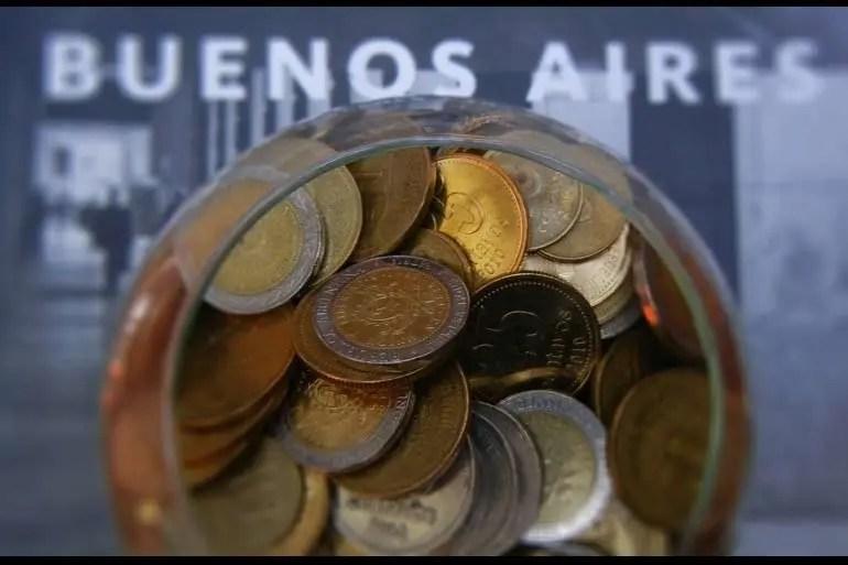 Fake Money in Argentina