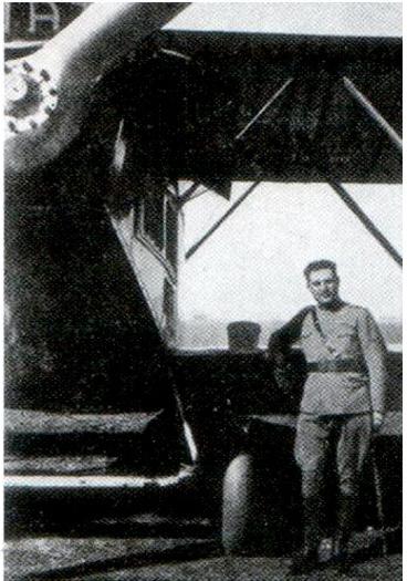 Felice Torelli (1889-1963), Pioniere dell'Aviazione