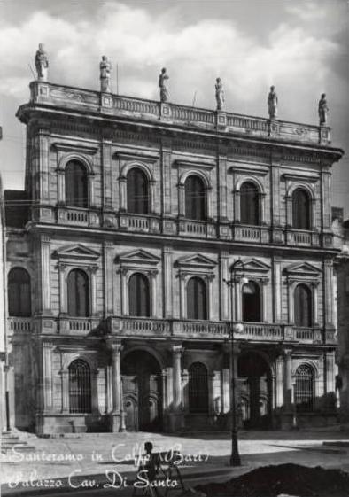 Famiglia Scattaglia e Palazzo Di Santo