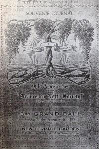 25 anni Società Francesco Netti 2