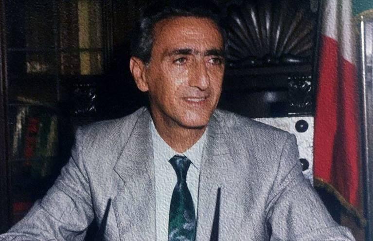 """Giuseppe """"Peppino"""" Casone, il Presidente della Provincia"""