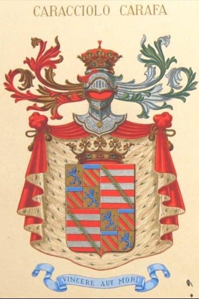 Famiglia Caracciolo, Marchesi di Santeramo