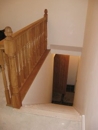 Santer Joinery - Staircase - Wood Ride, A R Smith & Sons ...