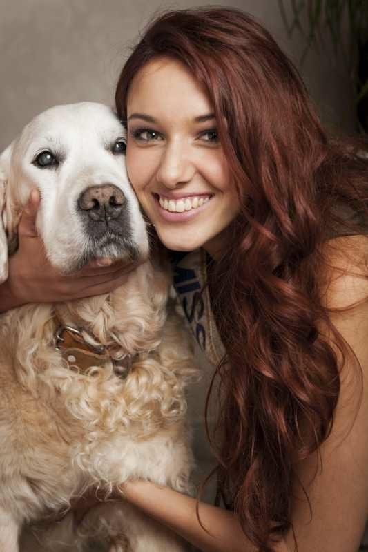 Elle Fait L'amour Avec Son Chien : l'amour, chien, France, Delphine, Wespiser,, Belle, Bêtes, Actualité, Chien, SantéVet