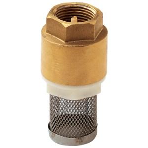 Обратный клапан 3/4″ (с сеткой) RR 381