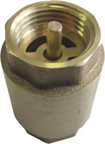 Обратный клапан 3/4″ с латун/штоком Aqualink (15)