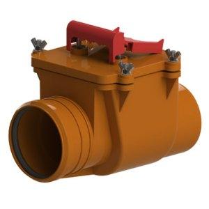 Обратный клапан 110мм ТП-85 (Россия)